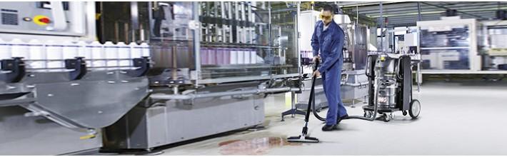 Ipari tisztítógépek
